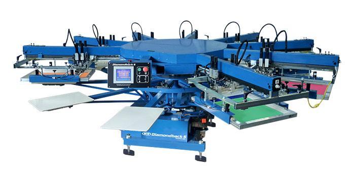 picture of diamondback S press
