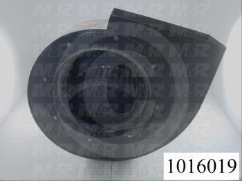 Direct Drive, Wheel Diameter 10-5/8, Max. RPM 1725, Temperature Rating 180F, Max. Air flow 1848CFM, Bore Size 7/8 in.
