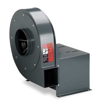 Direct Drive, Wheel Diameter 10-5/8, Max. RPM 3450, Temperature Rating 180F, Max. Air flow 559CFM, Bore Size 0.63 in.