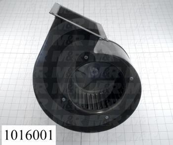 """Direct Drive, Wheel Diameter 6-5/16"""", Max. RPM 1570, Voltage 230V 1PH 60Hz, With Thermal Protection, Temperature Rating 104F, Max. Air flow 495CFM"""