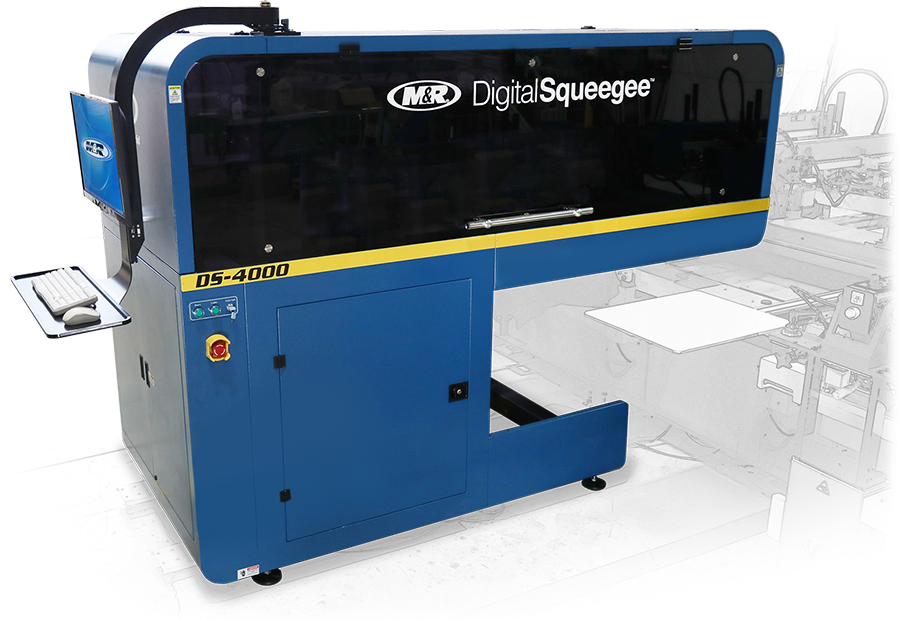 DS-4000 Digital Squeegee