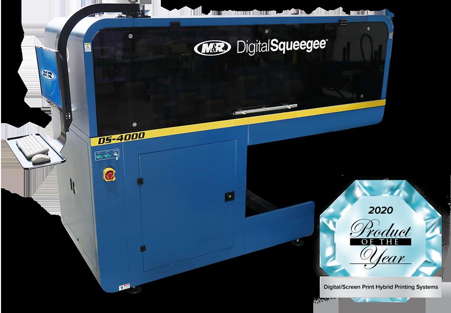 DS-4000™ Digital Squeegee®