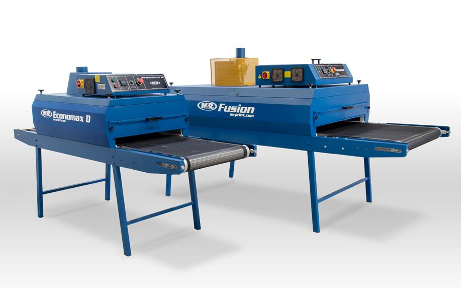 photo of economax D and fusion dryers