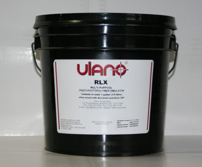 Emulsions, Magenta Color, Gallon Size, Without Pre-Sensitized, Without Waterproof, Ulano Manufacturer