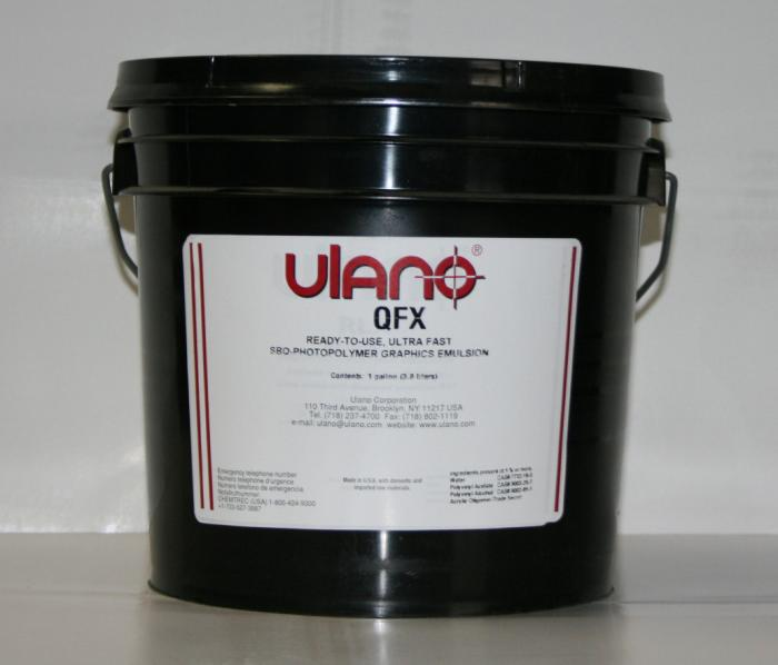 Emulsions, Magenta Color, Quart Size, With Pre-Sensitized, Without Waterproof, Ulano Manufacturer