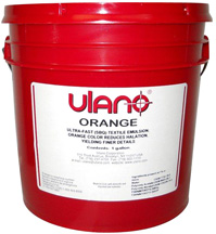 Emulsions, Orange Color, 5 Gallon Size, With Pre-Sensitized, Without Waterproof, Ulano Manufacturer