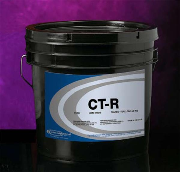 Emulsions, Red Color, 3.5 Gallon Size, With Pre-Sensitized, Without Waterproof, Chromaline Manufacturer