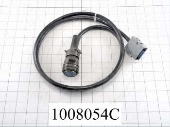 Encoder Cable, 5', For Servo