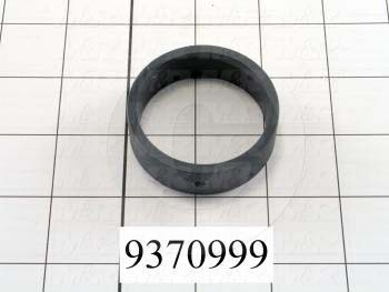 Fabricated Parts, Anti-Slip Ring, 0.63 in. Length, 2.11 in. Diameter