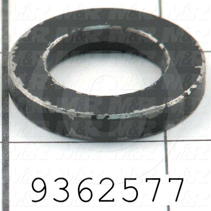 Fabricated Parts, Drive Shaft Spacer, 1.25 in. Diameter, 0.20 in. Thickness