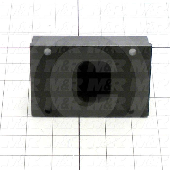 Fabricated Parts, Flood Bar Knob Housing, 4.50 in. Length, 3.00 in. Width, 2.00 in. Height