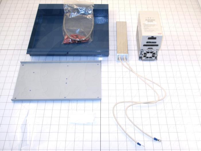 Fabricated Parts, Formula Ac Drive Retrofit