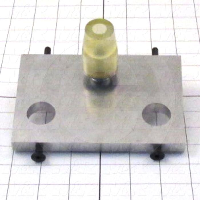 Fabricated Parts, Front End Plate Assembly