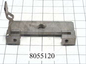 Fabricated Parts, Front Stroke Adjustment, 5.75 in. Length, 3.53 in. Width, 2.30 in. Height
