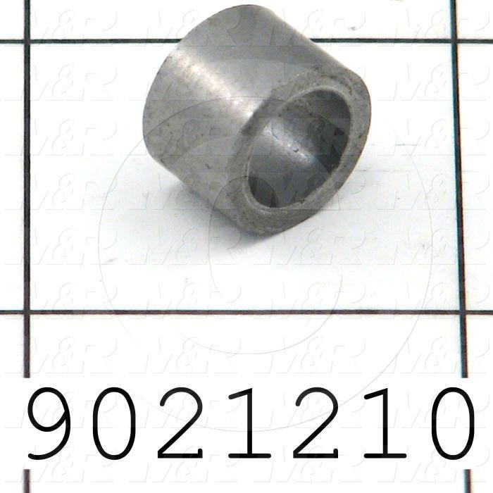 Fabricated Parts, Guide Bushing, 0.30 in. Length, 0.44 in. Diameter