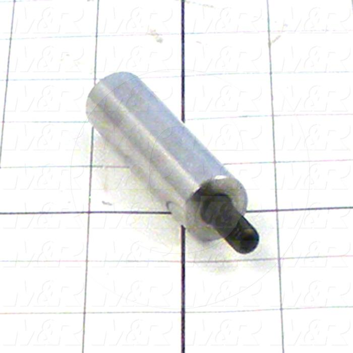 Fabricated Parts, Guide Shaft Assembly, 3.50 in. Length, 0.75 in. Diameter