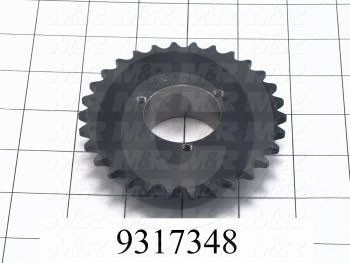 Fabricated Parts, Idler Sprocket