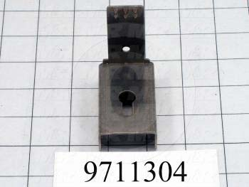 Fabricated Parts, Ink Center. Wing Tips Box Ic, 2.82 in. Length, 2.50 in. Width, 1.50 in. Height