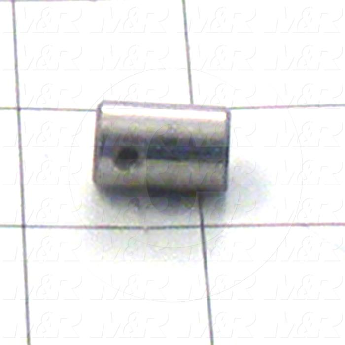 Fabricated Parts, Lift Pin Connector, 0.75 in. Length, 0.50 in. Diameter