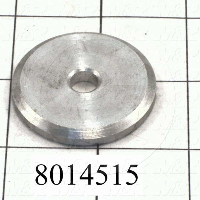 Fabricated Parts, Micro Lock Washer, 1.63 in. Diameter, 0.20 in. Thickness