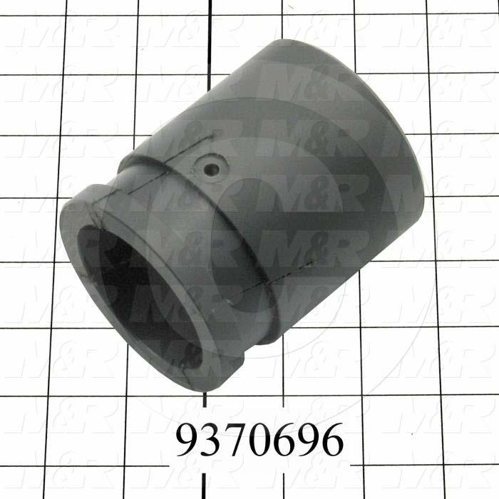 "Fabricated Parts, Middle Seal Housing 3.13"" Cq, 3.62 in. Length, 3.00 in. Diameter"