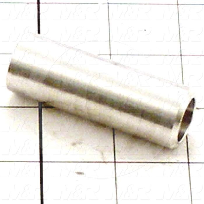 Fabricated Parts, Off Contact Scale Bar, 2.50 in. Length, 0.88 in. Diameter