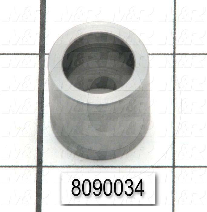 Fabricated Parts, Off Contact Sleeve, 0.75 in. Length