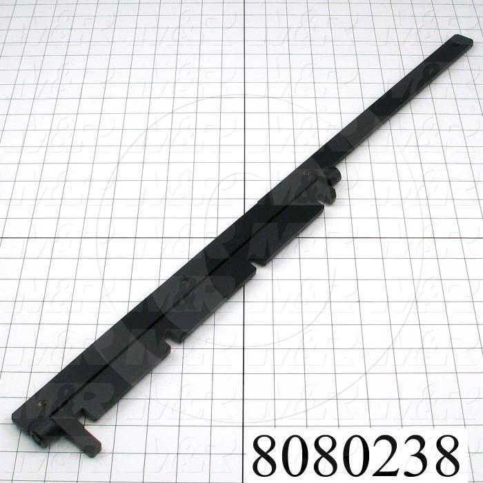 Fabricated Parts, Off-Contact Stringer, 26.50 in. Length, 0.75 in. Width, 2.94 in. Height