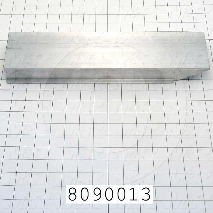 Fabricated Parts, Pallet Attachment Bracket, 15.00 in. Length