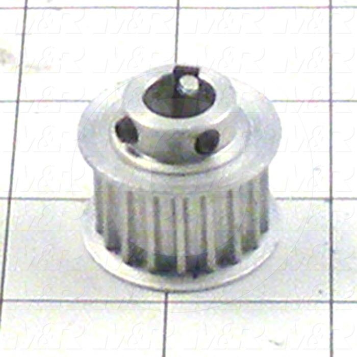 """Fabricated Parts, Pallet Drive Sprocket, 0.44"""" ID"""