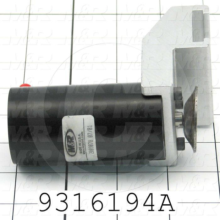 Fabricated Parts, Pneumatic Screen Clamp Assembly