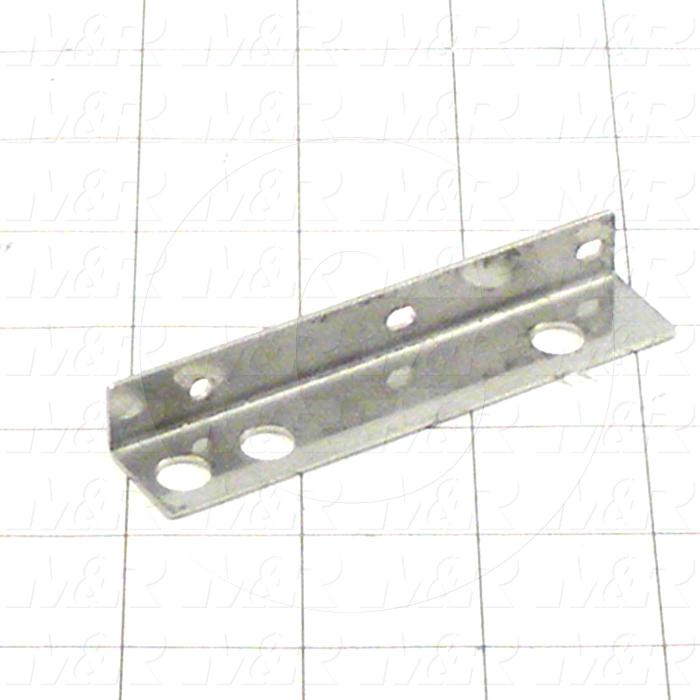 Fabricated Parts, Proximity Holder, 3.50 in. Length, 0.50 in. Width, 0.75 in. Height