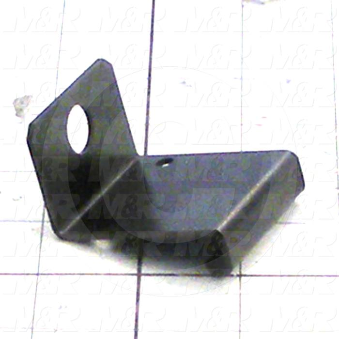 Fabricated Parts, Proximity Mounting Bracket, 1.75 in. Length, 1.75 in. Width, 2.00 in. Height