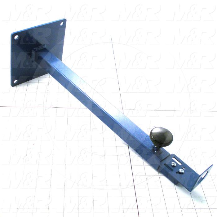 Fabricated Parts, Proximity Mounting Stand, 20.00 in. Length, 6.00 in. Width, 6.00 in. Height