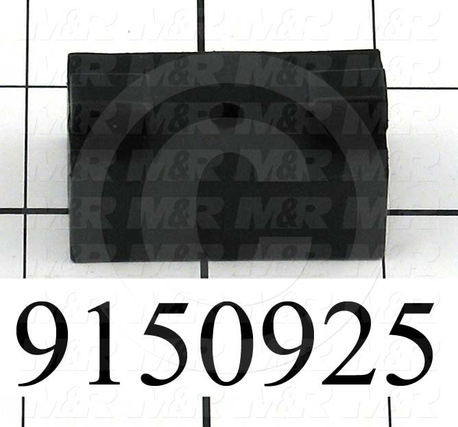 Fabricated Parts, Proximity Slide, 1.75 in. Length, 1.00 in. Width, 0.88 in. Height