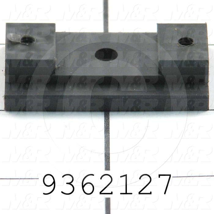 Fabricated Parts, Proximity Slide Block, 1.75 in. Length, 1.00 in. Width, 0.38 in. Height