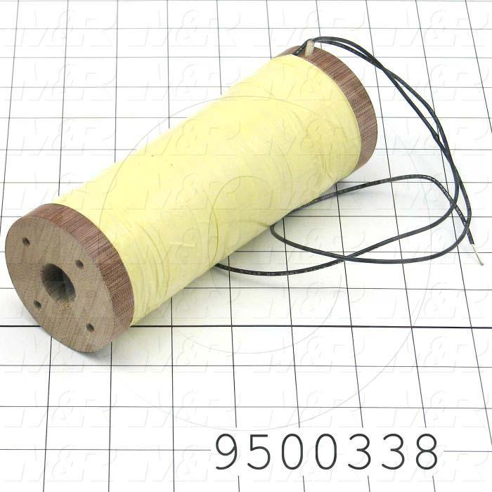 Fabricated Parts, Pusher Slide Spool Assembly, 6.75 in. Length, 2.50 in. Diameter