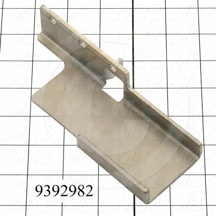 Fabricated Parts, Rear Micro Retriever-Right In, 6.50 in. Length, 2.29 in. Width, 1.78 in. Height