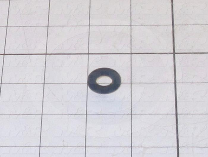 "Fabricated Parts, Rear Micro Washer .75""Od, 0.75 in. Diameter, 0.09 in. Thickness"