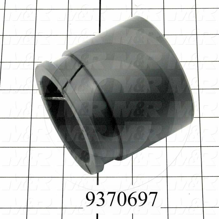 Fabricated Parts, Rear Seal Housing, 3.50 in. Length, 3.25 in. Diameter