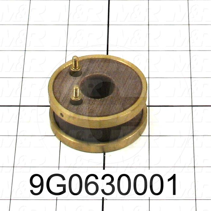 Fabricated Parts, Ring Commutator Assembly, 1.00 in. Width, 2.25 in. Diameter