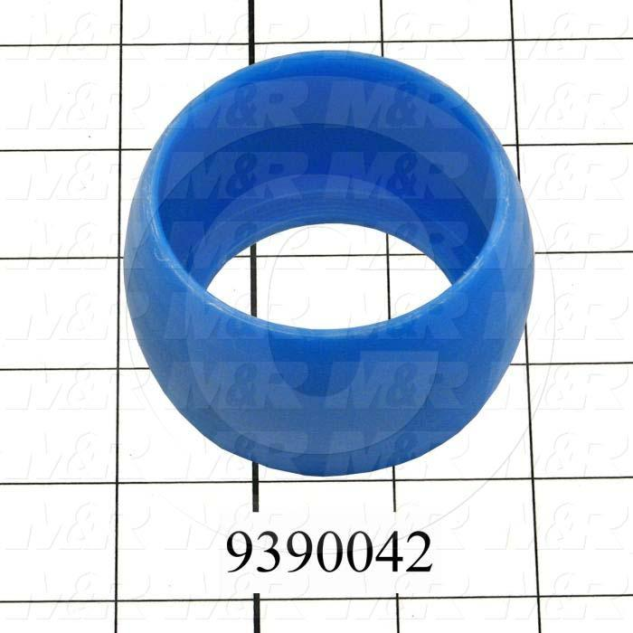 Fabricated Parts, Running Track Roller, 1.75 in. Length, 3.00 in. Diameter