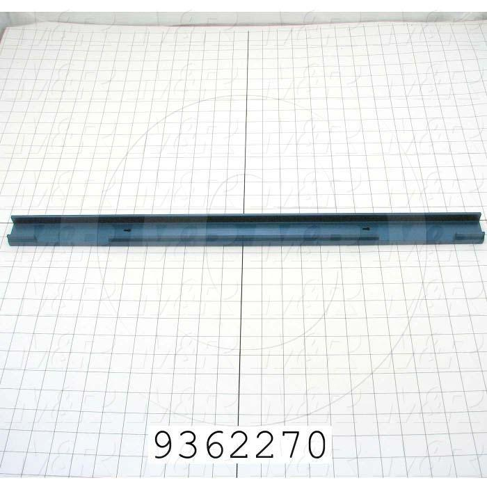 Fabricated Parts, Screen Frame Lock Bar, 25.00 in. Length