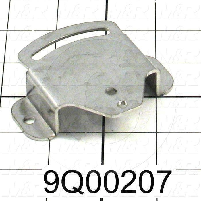 Fabricated Parts, Sensor Bracket, 2.75 in. Length, 2.75 in. Width, 0.75 in. Height