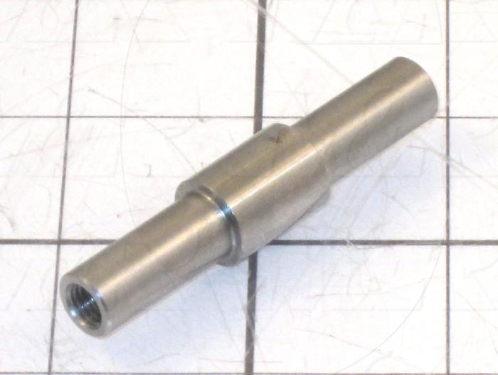Fabricated Parts, Skate Wheel Bushing, 2.38 in. Length, 0.50 in. Diameter