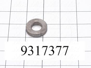 Fabricated Parts, Spacer, 0.25 in. Length, 1.25 in. Diameter