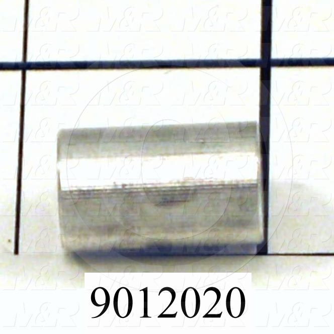 Fabricated Parts, Spacer, 0.50 in. Diameter
