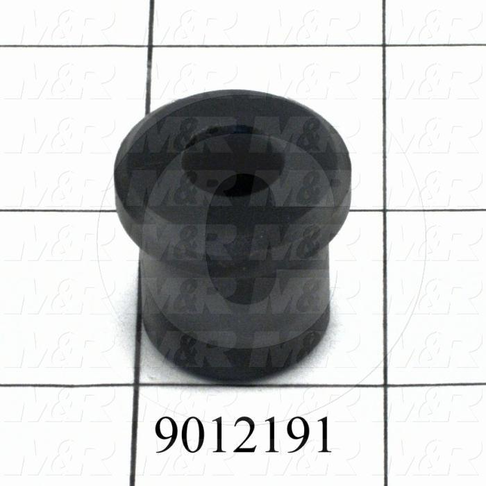 Fabricated Parts, SQ Rest Bushing, 0.88 in. Length, 0.94 in. Diameter