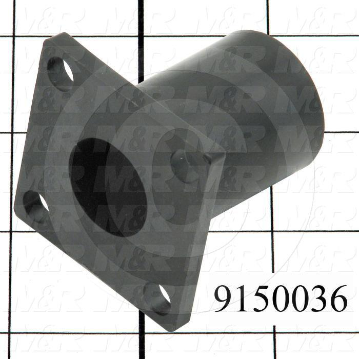 "Fabricated Parts, Stroke Adjustment Guide 1.69""C, 1.79 in. Length, 1.75 in. Width, 1.75 in. Height"