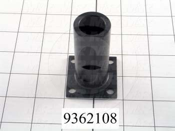 Fabricated Parts, Stroke Adjustment Guide, 2.69 in. Length, 1.75 in. Width, 1.75 in. Height